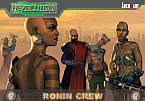 Ronin - elite cyber merceneries